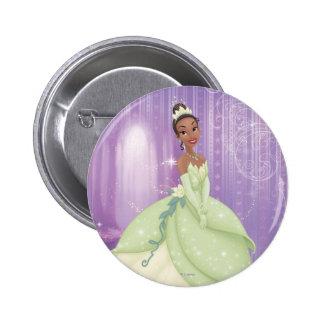 Princess Tiana 2 Inch Round Button