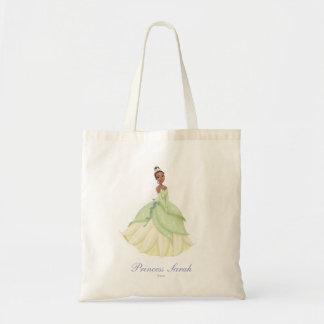 Princess Tiana Canvas Bags