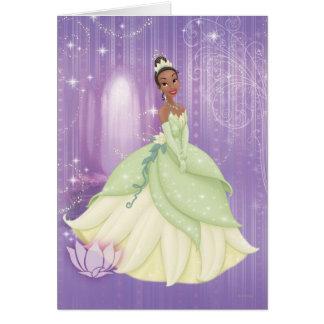Princess Tiana Card