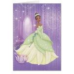 Princess Tiana Greeting Card