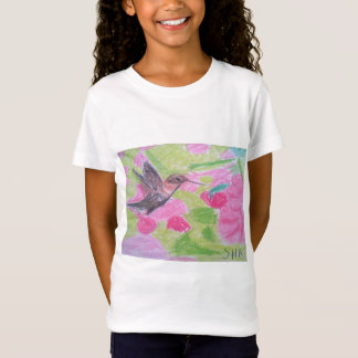 Princess Toytastic Hummingbird Girls' T-Shirt