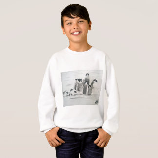 Princess Toytastic Penguin Kids' Sweatshirt