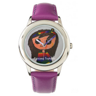 Princess Toytastic Stainless Steel Watch