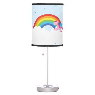 Princess Unicorn Table Lamp