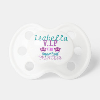 Princess VIP Pacifier