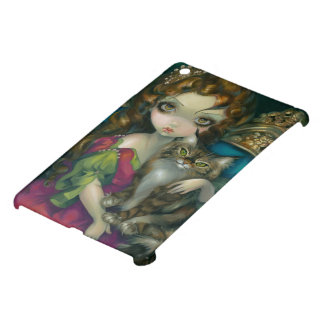 """Princess with a Maine Coon Cat"" iPad Mini Case"