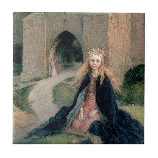 Princess with a Spindle Tiles