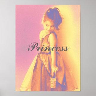 Princesse Poster