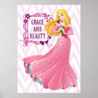 Princesse Aurora Affiche