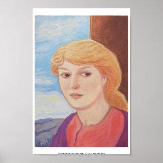 Princesse Aurora Poster