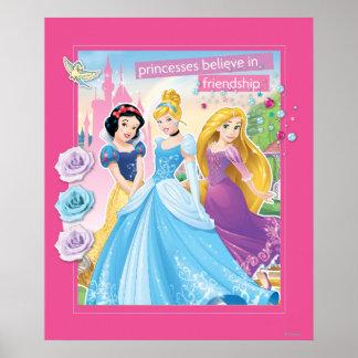 Princesse Believe dans l'amitié 2 Poster