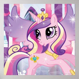 Princesse Cadence Poster