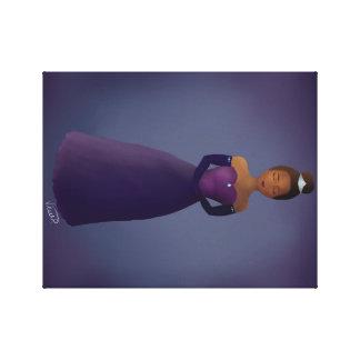 Princesse Canvas Digital Painting