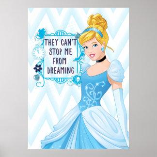 Princesse Cendrillon Poster