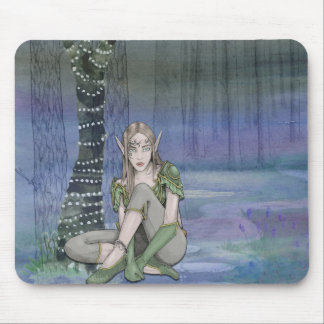 Princesse d'Elven Tapis De Souris