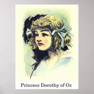 Princesse Dorothy d'once Poster