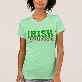 Princesse irlandaise Pink et vert Tee-shirt