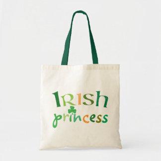 Princesse irlandaise sac en toile budget
