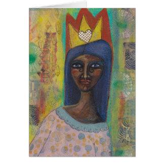 Princesse Love Carte De Correspondance
