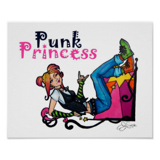 """Princesse punk"" copie"