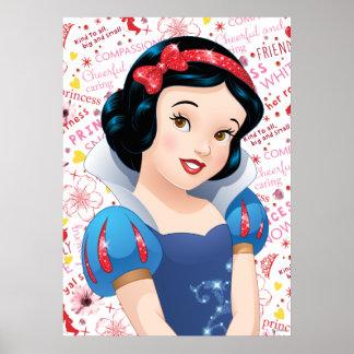 Princesse Snow White Poster