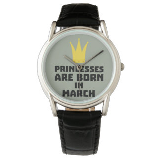 Princesses are born in MARCH Zhv17 Watch