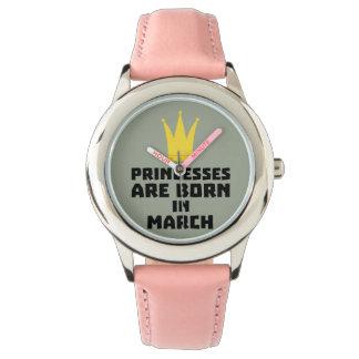 Princesses are born in MARCH Zhv17 Watch