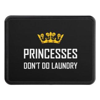 Princesses Do Not Do Laundry Trailer Hitch Cover