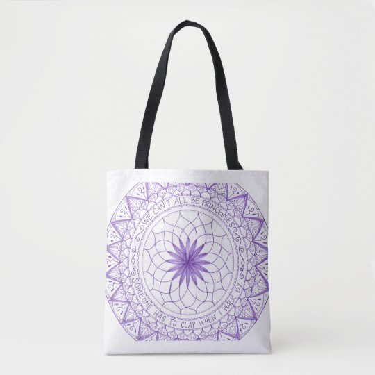 Princesses Tote Bag