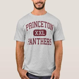 Princeton - Panthers - High - Princeton Texas T-Shirt