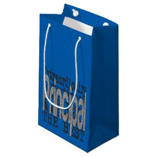 Principal Extraordinaire Small Gift Bag