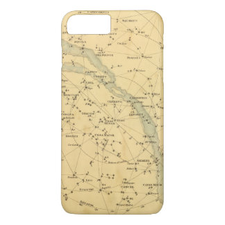 Principal Stars Visible to Great Britain iPhone 7 Plus Case