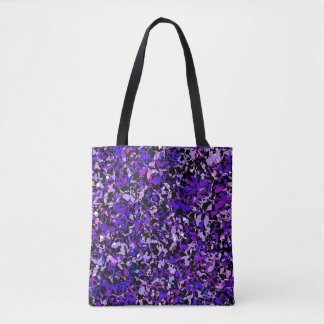 Principally Purple Tote Bag