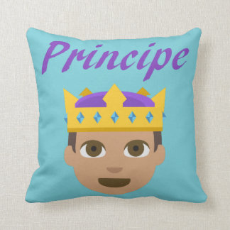 Principe (Prince) Throw Pillow