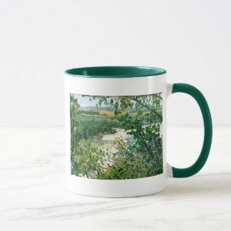 Principia Overlook Landscape Oil Painting Mug