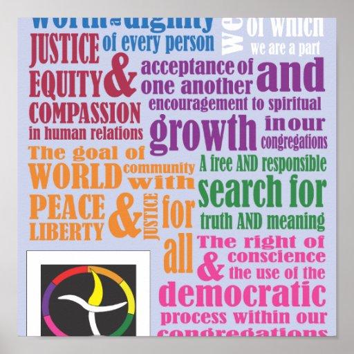 Principles Poster