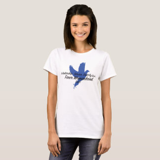 Principles with text and dove T-Shirt