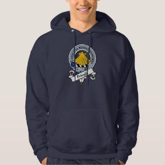 Pringle Clan Badge Hoodie