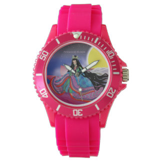 Prinsess of the moon wrist watches