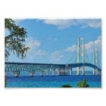 Print Mackinac Bridge Photo