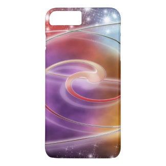 print pattern background design colorful diy iPhone 7 plus case