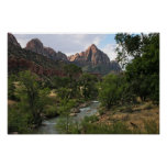 Print: Virgin River & Watchman 2 Poster