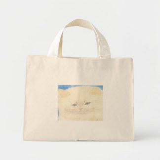 Printed Small Tote stock market with