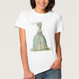 Printemps d'Au de Lilas Tshirt
