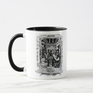 Printing workshop mug