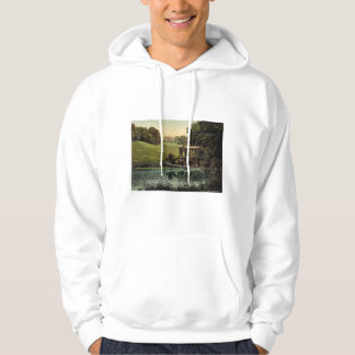 Prior Park College with Palladin Bridge, Bath, Eng Hoodie