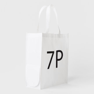 Prior proper planning.ai reusable grocery bags