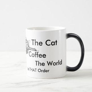 Priorities Magic Mug