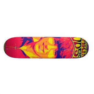 Prise de la planche à roulettes de Woodstock Skateboards Personnalisés