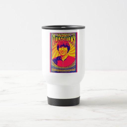 Prise de la tasse de Woodstock